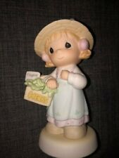 Precious Moment Figurine, 731064 Take Thyme For Yourself, Mint Condition