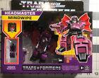 Transformers Headmaster Mindwipe Reissue Hasbro