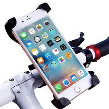 360 Rotating Bicycle Bike Handlebar Phone iPhone Holder Clip Mount Bracket New