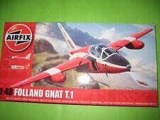 FOLLAND GNAT T-1 BY AIRFIX 1/48 - REF.5123