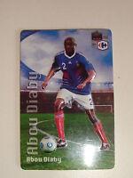 Magnet avec Relief Abou Diaby équipe de France de Football