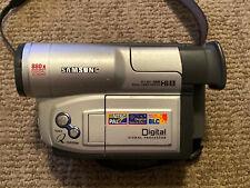 Samsung SCL906 8mm Camcorder Hi8 Used
