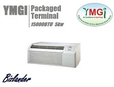 YMGI 15000 BTU PTAC PACKAGED TERMINAL 208-230V AIR CONDITIONER WITH 5KW HEATER