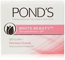 50 GM (1.7637oz) Ponds White Beauty Spot Less Daily Lightening Cream SPF 15 PA+