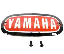 Yamaha Gas Fuel Tank Emblem Badge Petrol DS 6 DT 1 MX DT1 R 3 YR2C YR2 YR 2 NEW