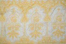 Indian Creem Pure Tussar Silk Saree Traditional Embroidered Sari Wedding Wear