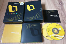 GENUINE MICROSOFT OFFICE MAC 2008 BUSINESS EDITION UPGRADE GYD 00004