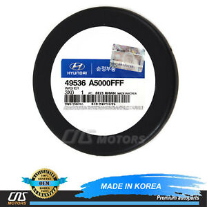 GENUINE FRONT AXLE JOINT WASHER SEAL for 13-17 ELANTRA GT FORTE SOUL 49536A5000