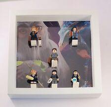 Minifigures Display Case Frame Lego Fantastic Beasts Harry Potter CMF figures