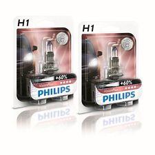 Philips H1 12V 55W VisionPlus Vision Plus +60% mehr Licht 2er Set 12258VPB1