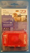 K&K M2700 wasserdichte Ultraschall Marderabwehr