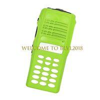 Green Full-keypad ReplacementHousingKit CaseCoverFor Motorola HT1250 RADIO