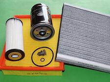 Inspektionspaket Filterset Filtersatz VW Passat (3BG) 1.9 TDI Bj. 11/00 - 01/02