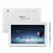 """iRULU eXpro X1s 10.1"""" 16GB/1GB Android 5.1 Lollipop Quad Core Dual Cam Tablet PC"""