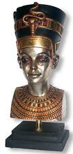 Egyptian  QUEEN NEFERTITI  Bust Statue Egytian Home Decor Art Office Statue