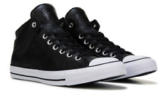 New Converse All Star Chuck Taylor Mid Street Leather Mens Sneakers all sizes