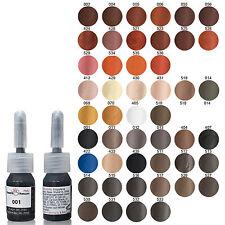 KS Permanent Makeup Farbe 3 Stück Einführungsangebot 3,5ml Deutscher Hersteller