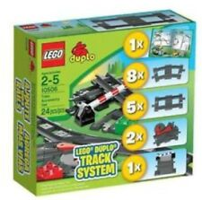 Lego 10506 Duplo Train Accessory Set Toy Game Kids Play New and Sealed