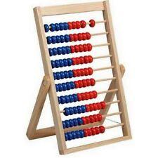Boulier en bois calcul enfant jeu