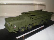 Le missile à moyenne portée Iskander-M 9K720 (SS-26 Stone)  (1/72)