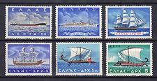 Greece 1958 Greek Merchant Marine (Ships) Mnh