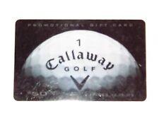 $250 Callaway Gift Card