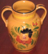 "Ceramiche/Terracotta  ""CARAFFA SANTUCCI DERUTA "" Dipinta  A Mano/4440/15"