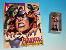 Titania Statue Marvel Classic Collection Die-Cast Figurine Limited Edition #126