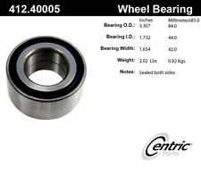 Wheel Bearing-Coupe Front Centric 412.40005E