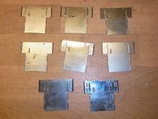 Märklin HO 1x Bodenplatte für Licht  Flügel Signale gebraucht 7039 7188 usw  -3