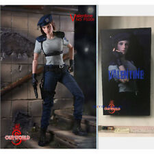 SWtoys FS008 Resident Evil 1/6 Scale JILL Model Figure Action Limited Collection