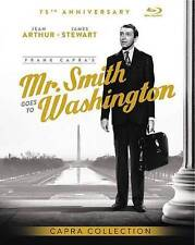 MR.SMITH GOES TO WASHINGTON 1939 75th Anniversary Blu Ray Digibook James Stewart