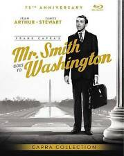 MR.SMITH GOES TO WASHINGTON 1939 75th Anniversary Blu Ray Digibook James Stewart