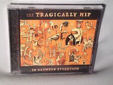 CD TRAGICALLY HIP In Between Evolution NEW MINT SEALED