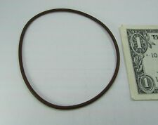 "10 All Seals Brown Rubber O-Ring 3-1/4"" x .100"" 925-593 / F40 3.250"" Seal Gasket"