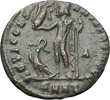 Licinius I Constantine The Great enemy 313AD Ancient Roman Coin Jupiter  i48056