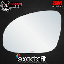 NEW DRIVER'S LH REPLACEMENT SIDE MIRROR GLASS VW EOS GTI JETTA PASSAT R32 RABBIT