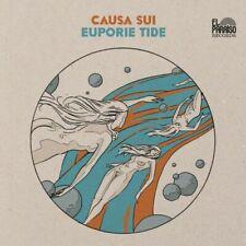 Causa Sui - Euporie Tide CD 2013 El Paraiso Records Epr013cdf