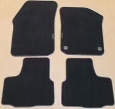 GENUINE SEAT Mii BY MANGO FRONT + REAR BLACK CARPET MATS SET - VW UP! CITIGO