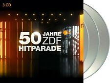 "Various Artists ""50 Jahre ZDF-Hitparade"" Premium Edition 3CD NEU 2019"