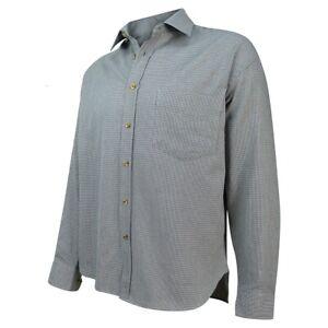 Hoggs of Fife - Pure Cotton Pin Check Shirt