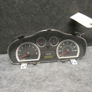2005 Hyundai Santa Fe 3.5 Auto Instrument Cluster Gauges Speedometer Tach 54076