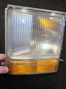 Refurbished Cadillac Seville Corner Lamp, Driver Side 1976-1978-1979 OEM