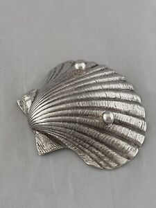 SMALL Solid Silver JEWELLERY DISH 1977 London STYLES SILVER Sterling Silver