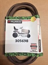 NEW OEM BELT IN ORIGINAL PACKAGE FOR MURRAY 305698. 305698MA NOT AFTERMARKET