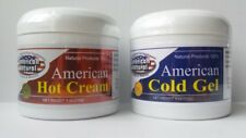 REDUCE COLD GEL HOT CREAM 4 Oz E/A  BODY FAT BURNER Reductor Thermo Frezze crema