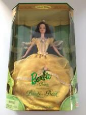 VTG 1999 BEAUTY+THE BEAST BARBIE DOLL CHILDREN'S COLLECTOR SERIES NRFB