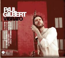 PAUL GILBERT-VIBRATO -JAPAN CD F56