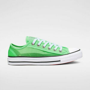 BNIB Converse Chuck Taylor All Star See Thru Low Top UK 5 100%AUTHENT 564628C