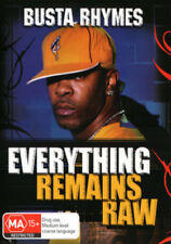 BUSTA RHYMES Everything Remains Raw DVD BRAND NEW Live PAL Region 0